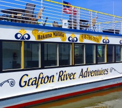 Riverboat cruises st louis